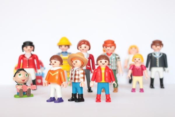 Kurz Konstelacie - Figurky